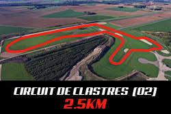 Stage de Pilotage PICARDIE : Stages à Clastres (02)